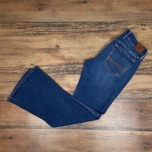 Lucky Brand Sweet N Low Bootcut Jeans, size 4